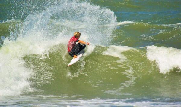 Jacob Willcox (AUS) - Rip Curl Pro Argentina