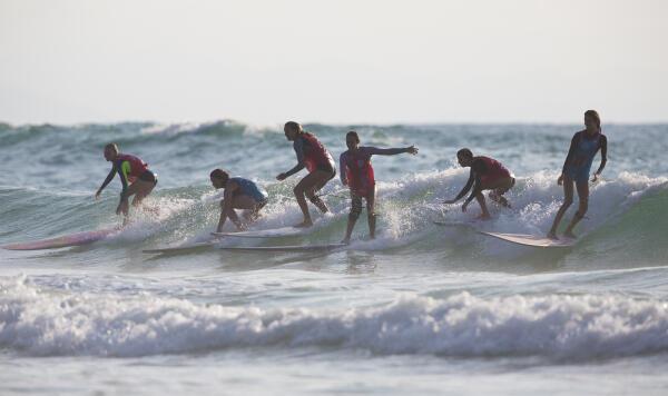 BIG Surf Invitational Day 2