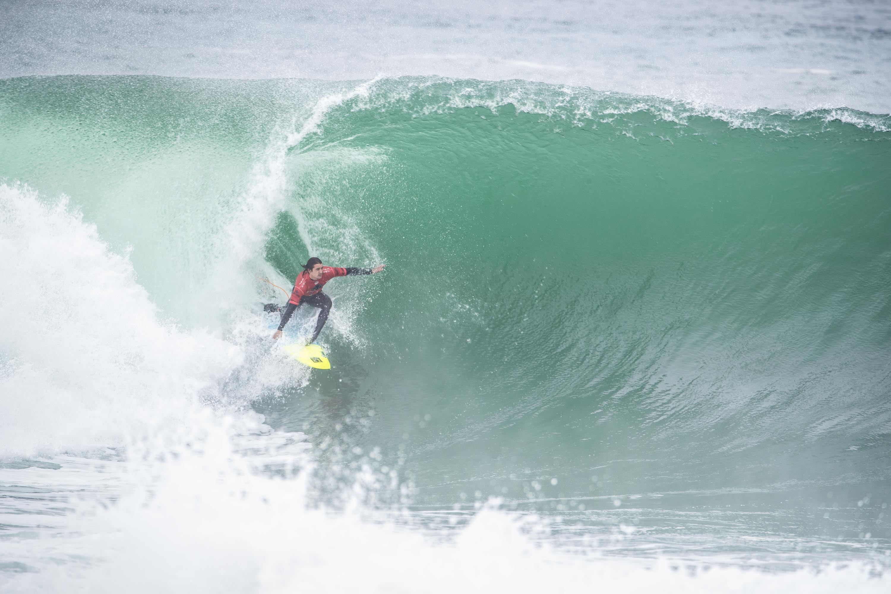 Ty Watson - Maui and Sons Arica Pro Tour