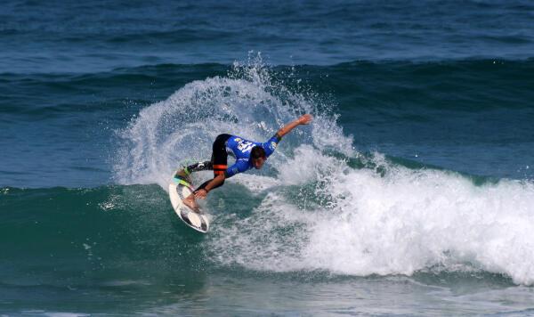 Alonso Correa (PER) - Billabong Pro Junior San Bartolo