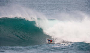 Australia's Jack Robinson placed 4th at the 2015 HIC Pro