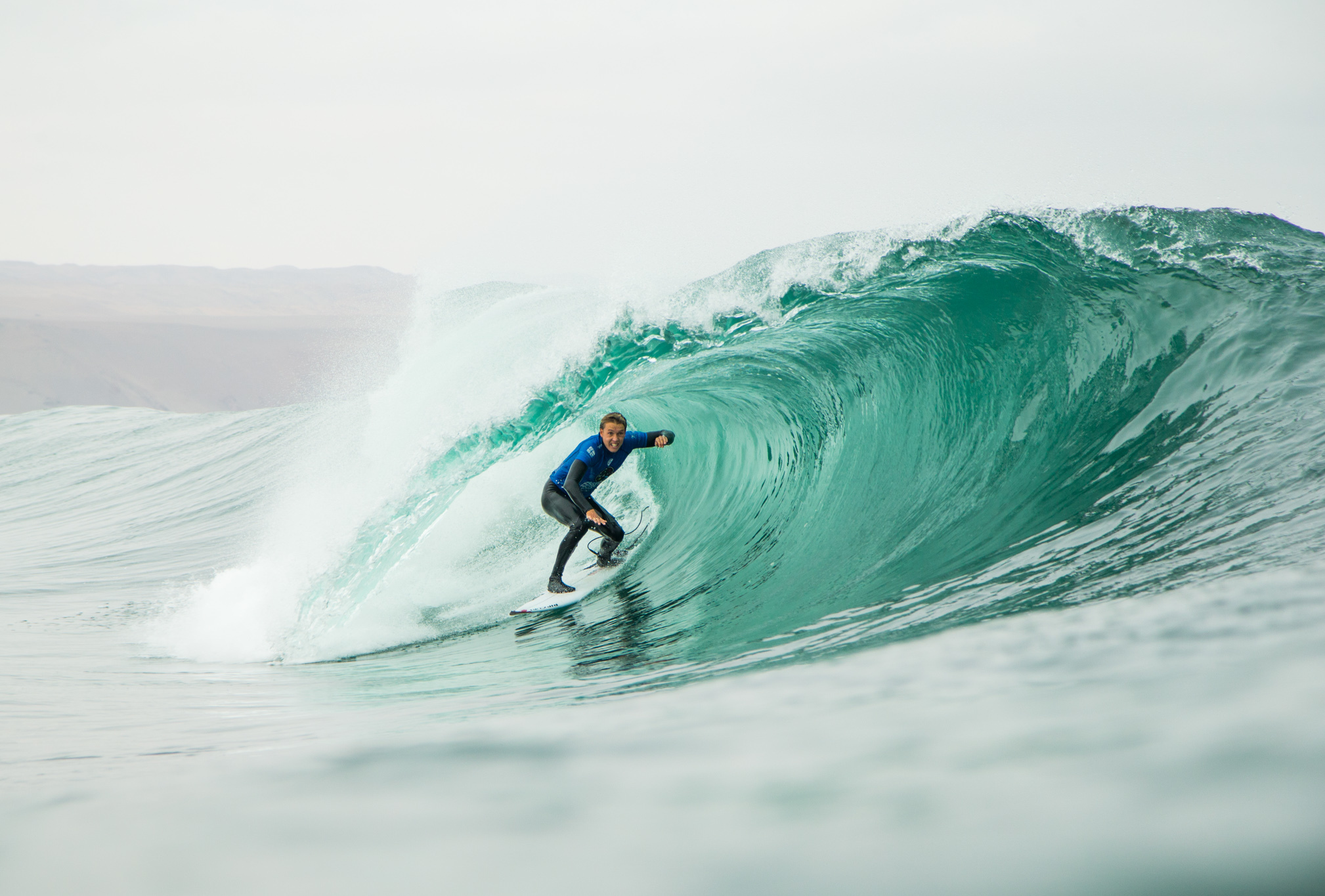 Jacob Willcox - Maui and Sons Arica Pro Tour