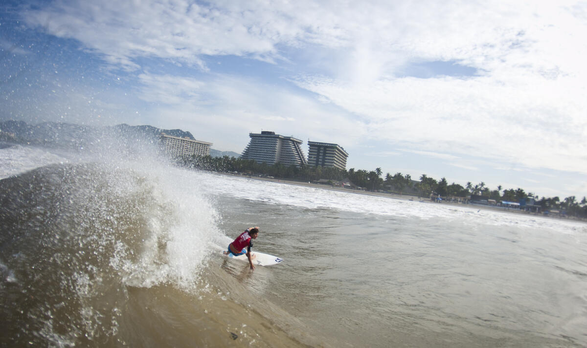 Hurley Surf Open Acapulco