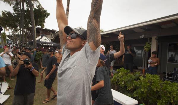 Happy Hawaiian