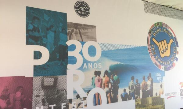 Hang Loose Pro Contest 30 anos