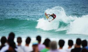 Adriano De Souza (BRA), 2014 Billabong Rio Pro.