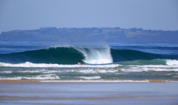 Bells isn't the only game in town when it comes to surfing Australia's southeast coast. Photo: Swilly