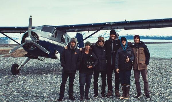 Mick in Alaska