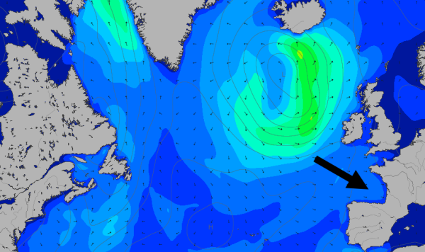Forecast Anglet MSW