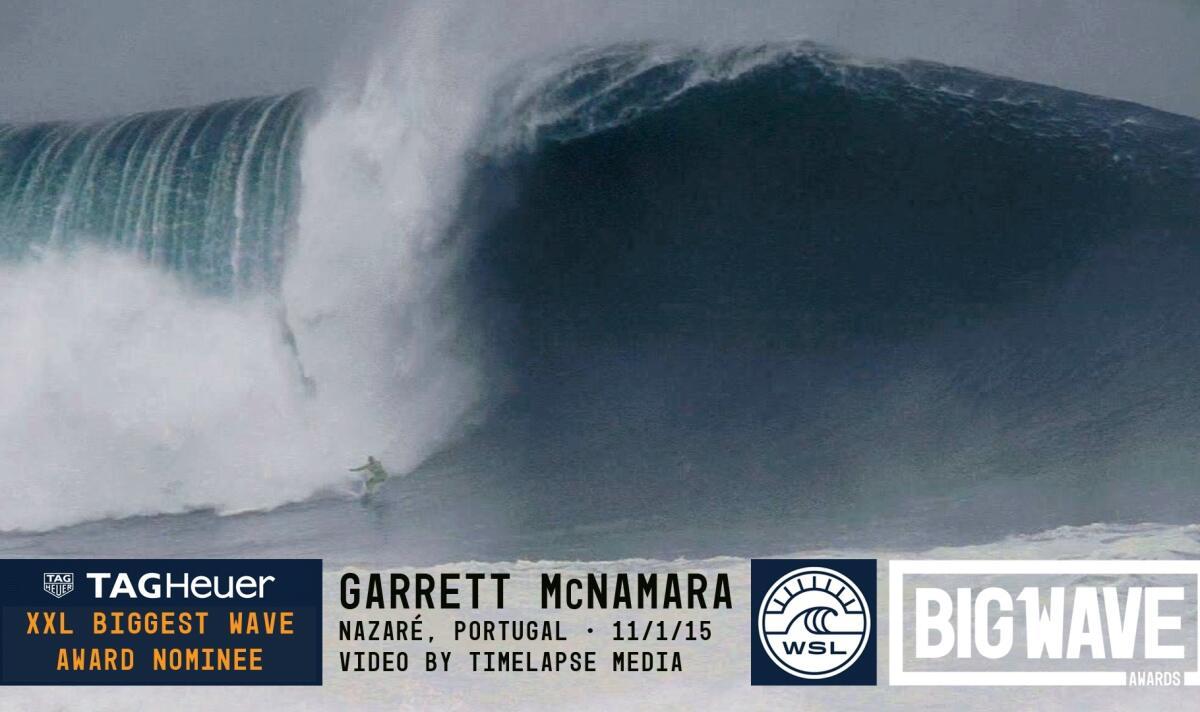 Garrett Mcnamara Mavericks