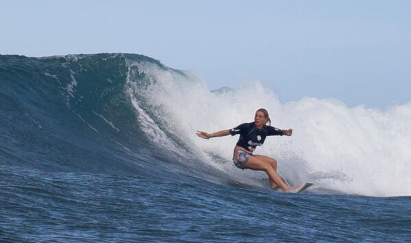 Bethany Zelasko earning fourth-place at the Soup Bowl Pro Junior