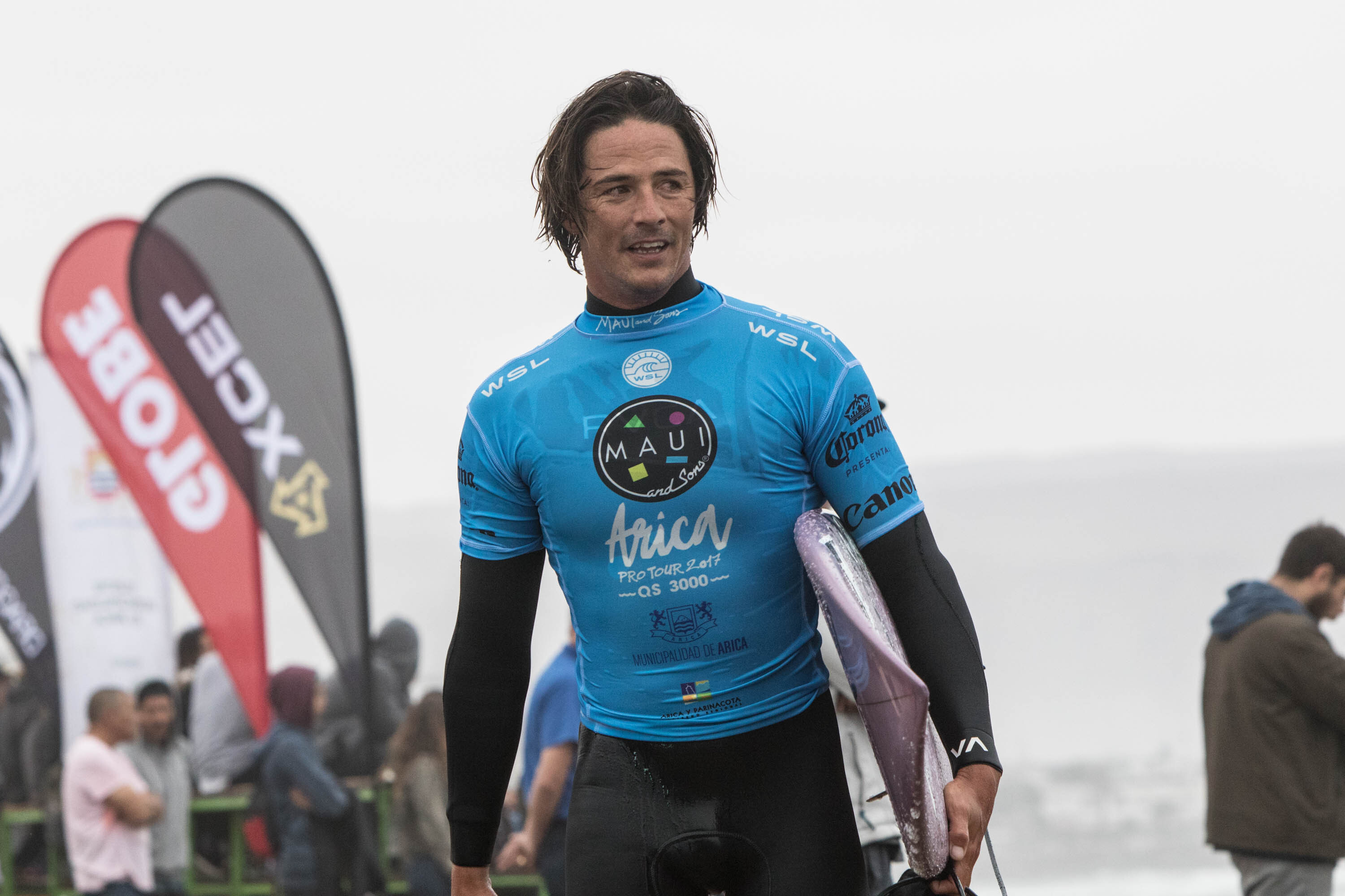 Danny Fuller - Maui and Sons Arica Pro Tour