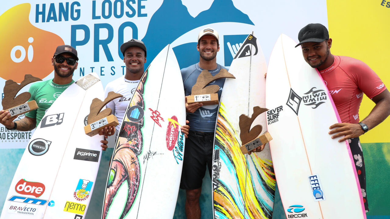 Finalists - Oi Hang Loose Pro Contest