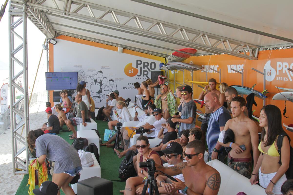 Barra da Tijuca, RJ - Oi Pro Junior Series