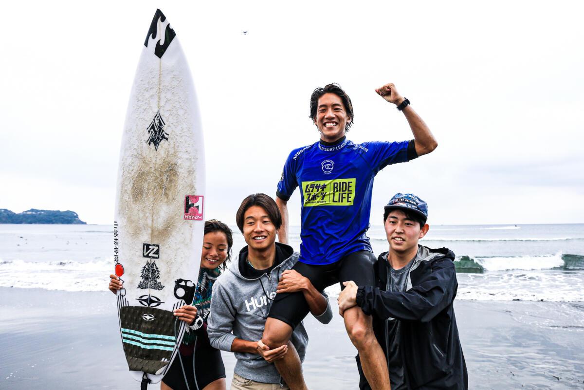 Jin Suzuki (JPN)