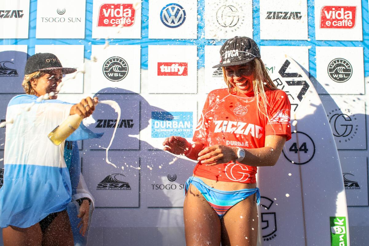 Women's Finalists