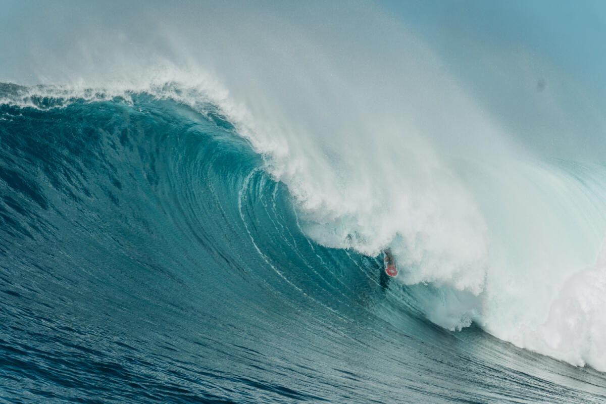 2020 Biggest Paddle Entry: Billy Kemper at Jaws 3