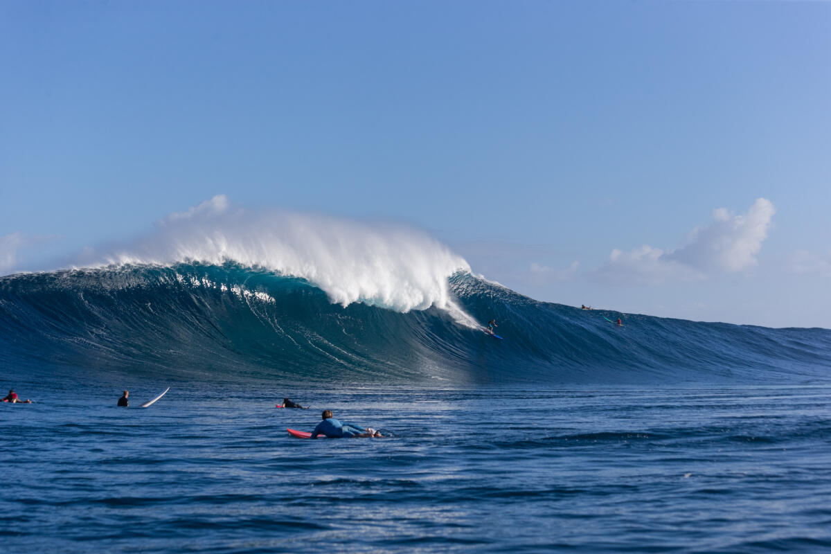 2020 Biggest Paddle Entry: Shaun Lopez at Jaws 3